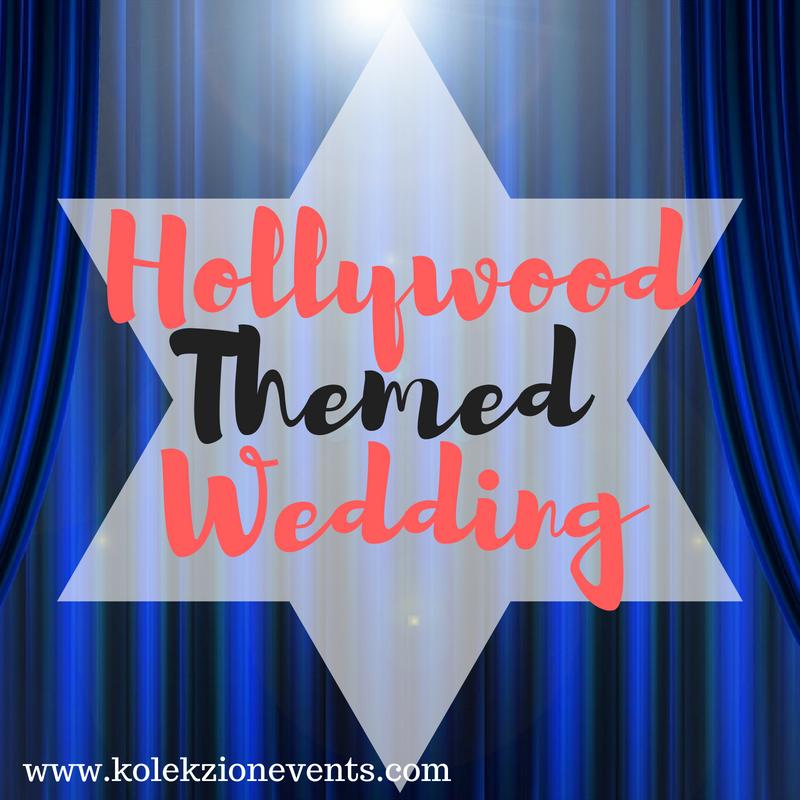 wedding theme,hollywood wedding,wedding ideas,wedding details