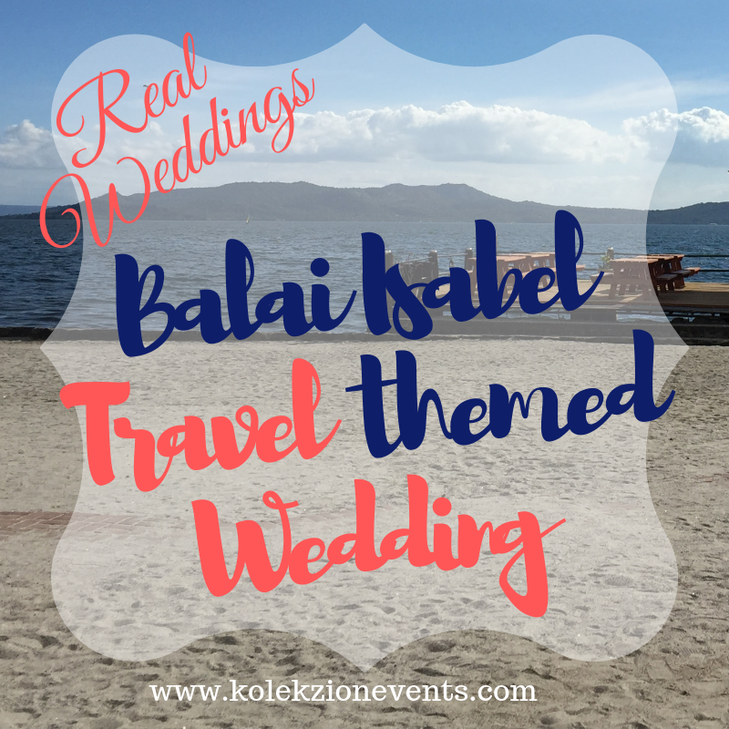 Batangas beach wedding