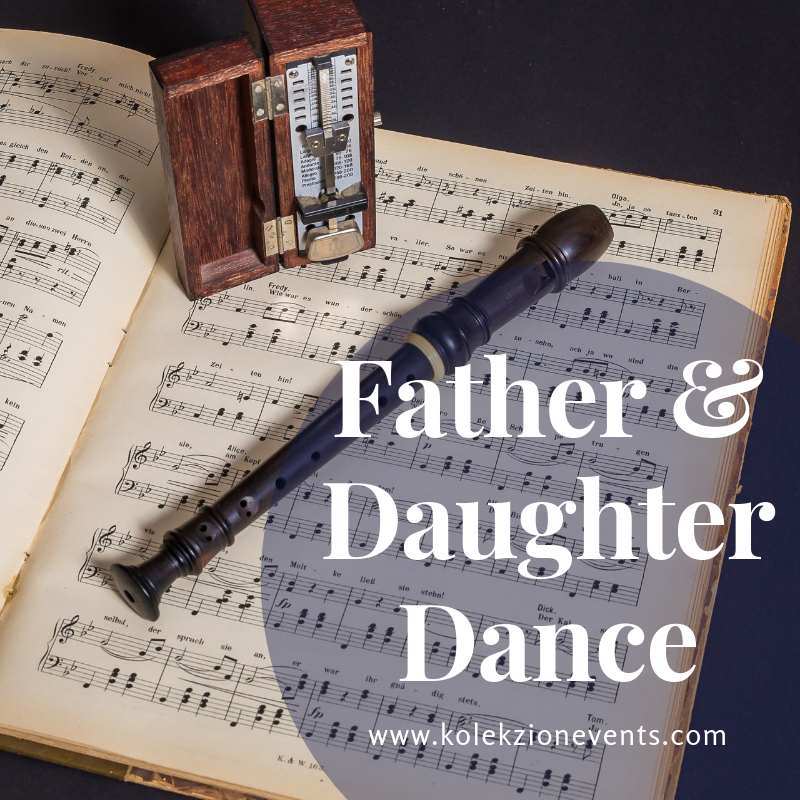Father-Daughter wedding song